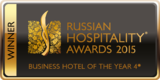 Russian Hospitality Awards 2015